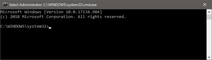 command prompt cmd